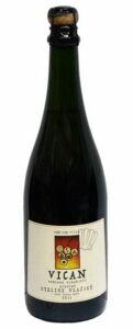 Specialitou vinařství Vican je víno vyrobené osm tisíc let starou metodou kvevri ve speciálních hliněných nádobách, ne nepodobných řeckým amforám