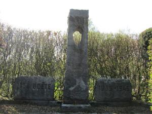 Chodová Planá, pomník obětem let 1939-1945