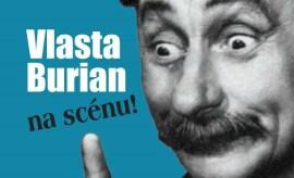 VLASTA BURIAN na scenu_orez