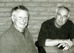 Karel Sýs a Vladimír Fiala (zleva)