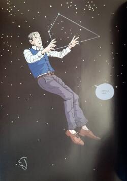 Hawking komiks foto 3