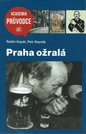 Praha ozrala obalka