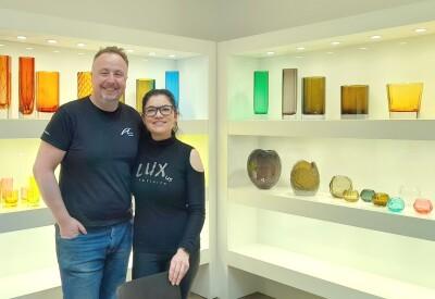 Sehraný manželský, umělecký i podnikatelský pár, jakých není mnoho – Zlata a Aleš Zvěřinovi