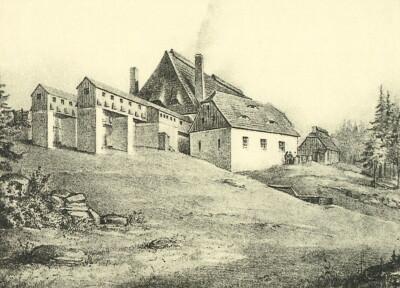Historické pohlednice v knize zmiňovaných lokalit