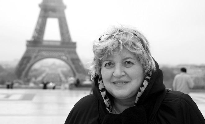 ALENA VYKULILOVA PARIZ
