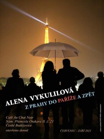 Alena Vykulilova Pozvani na vystavu
